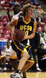 Arizona State Shoots Its Way Past UCSB, 73-57