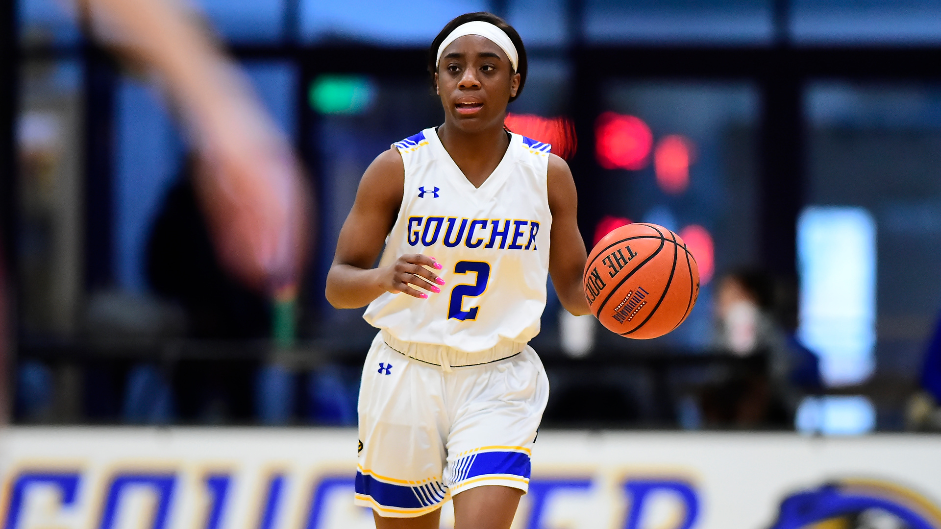 Williams' 28 Points And Clutch Free Throw Shooting Down The Stretch Propels Goucher Women's Basketball Past Juniata, 71-67