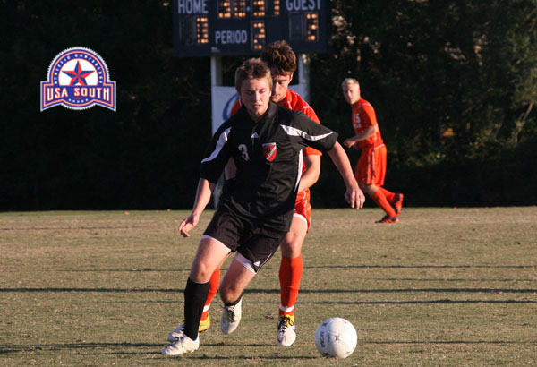 Men's Soccer: Methodist downs Panthers 6-1