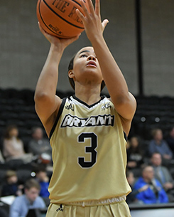 Sydney Holloway, Women's Basketball