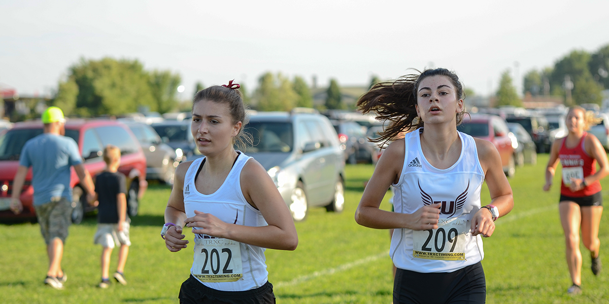 Young Runners Help Pace Evangel Cross Country at Southern Stampede
