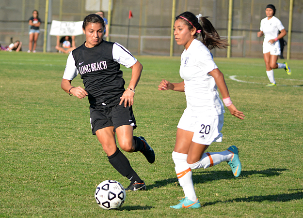 Women's Soccer: Streak snapped as Vikings fall 3-0 to Cerritos