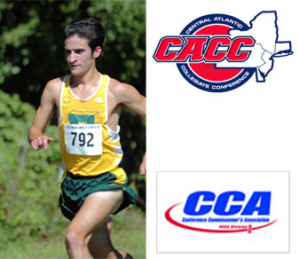 Albano Selected As CACC Male Scholar-Athlete Of The Year