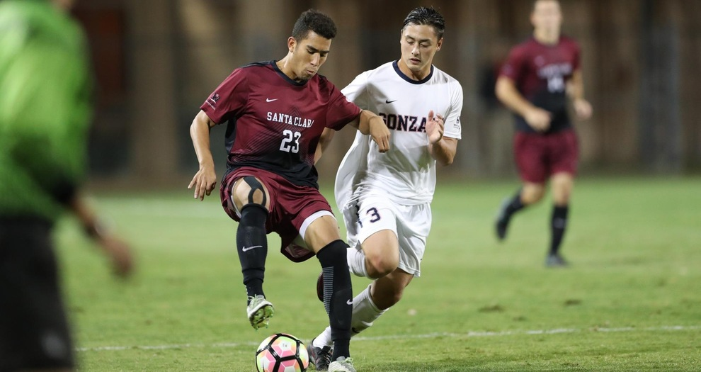 Men's Soccer Ties San Jose State 2-2 in Final Exhibition