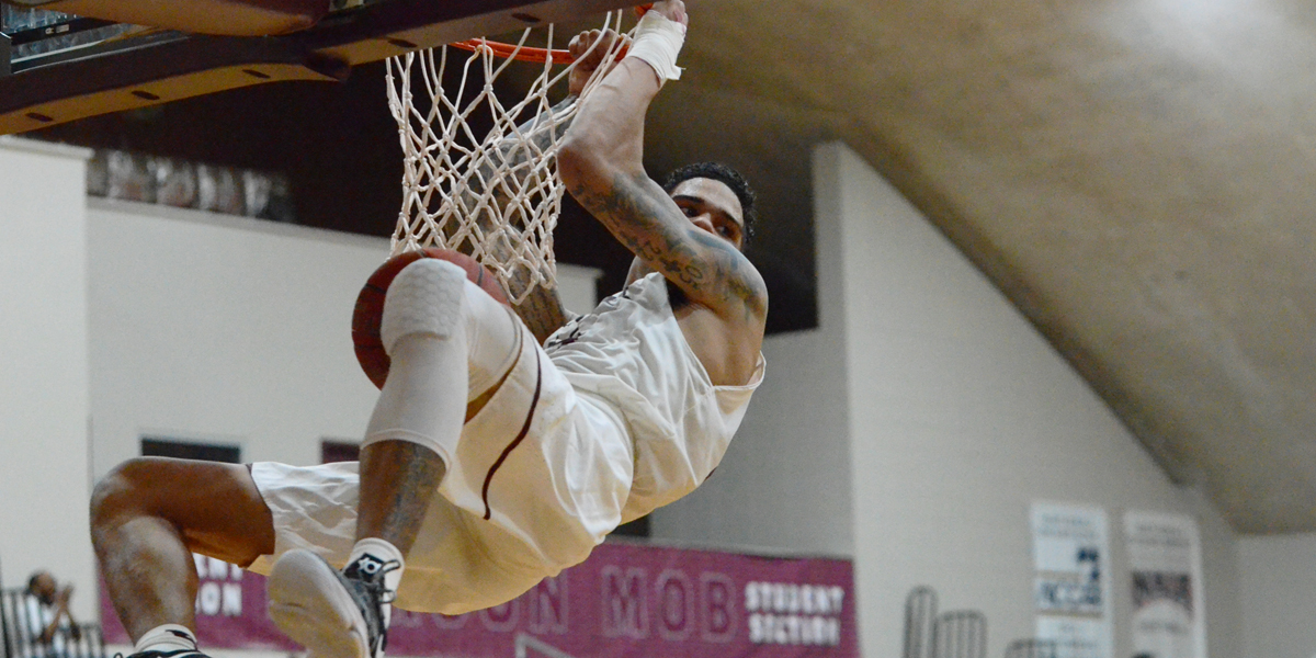 Hot Shooting Men's Basketball Drops MidAmerica Nazarene 96-87