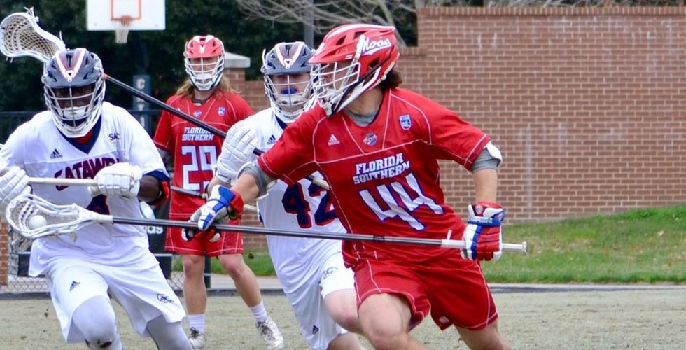 Men's Lacrosse Unable to Hang On Against Wingate