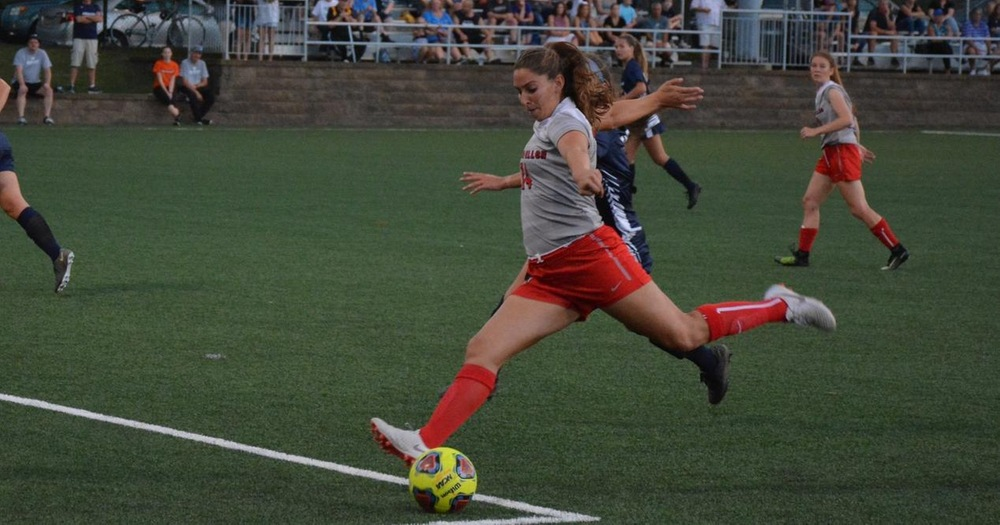 #10 Tartans Tripped Up on Road, Fall 1-0 at NYU