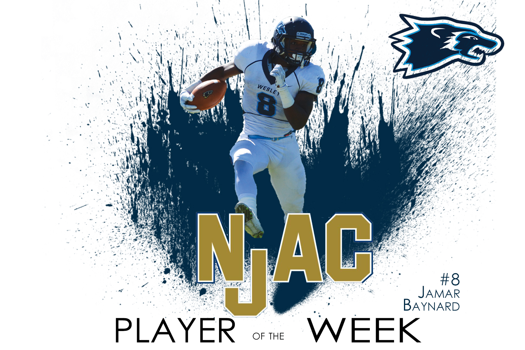 Baynard, Lee, Bentz Honored with NJAC Weekly Awards