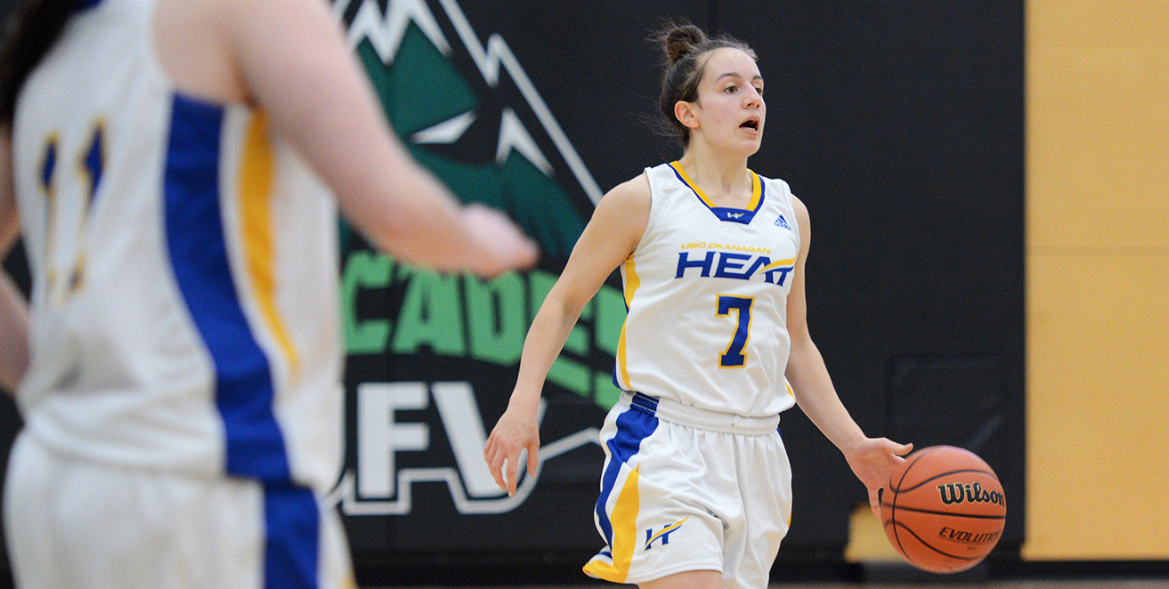 RECAP: Heat fall 65-37 on the road against UFV