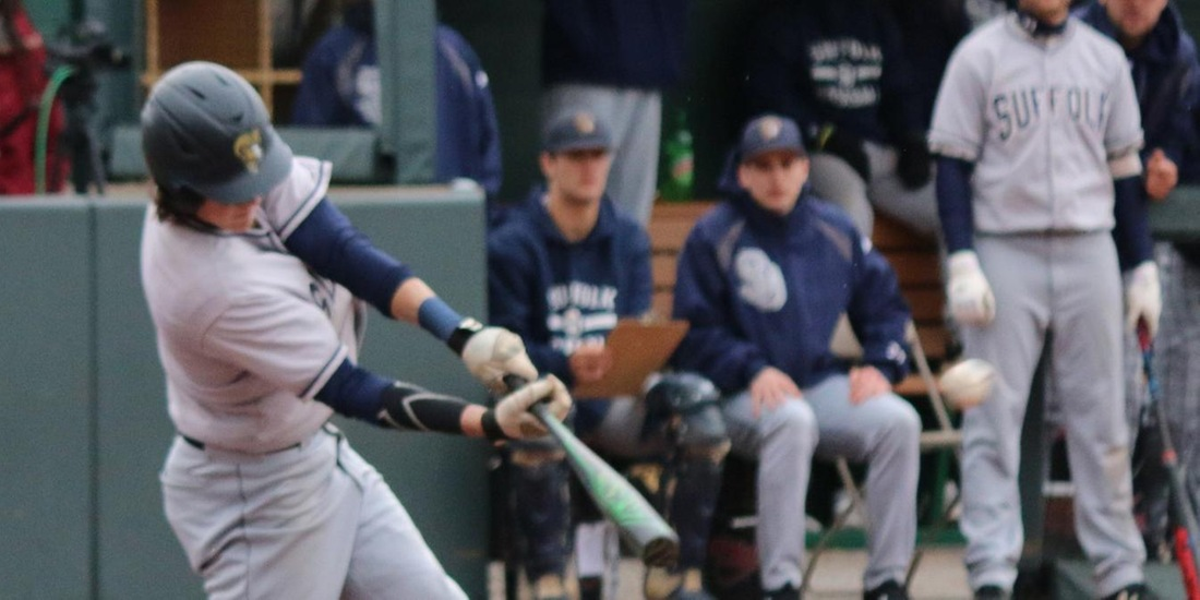 UMass Dartmouth Homers Past Baseball, 4-2