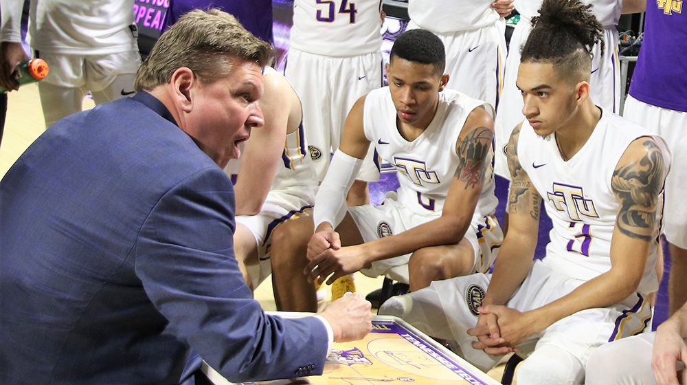 Steve Payne resigns as Tech men's basketball head coach
