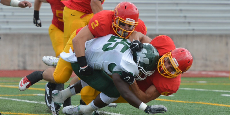 Football opens IIAC play at Buena Vista on Saturday