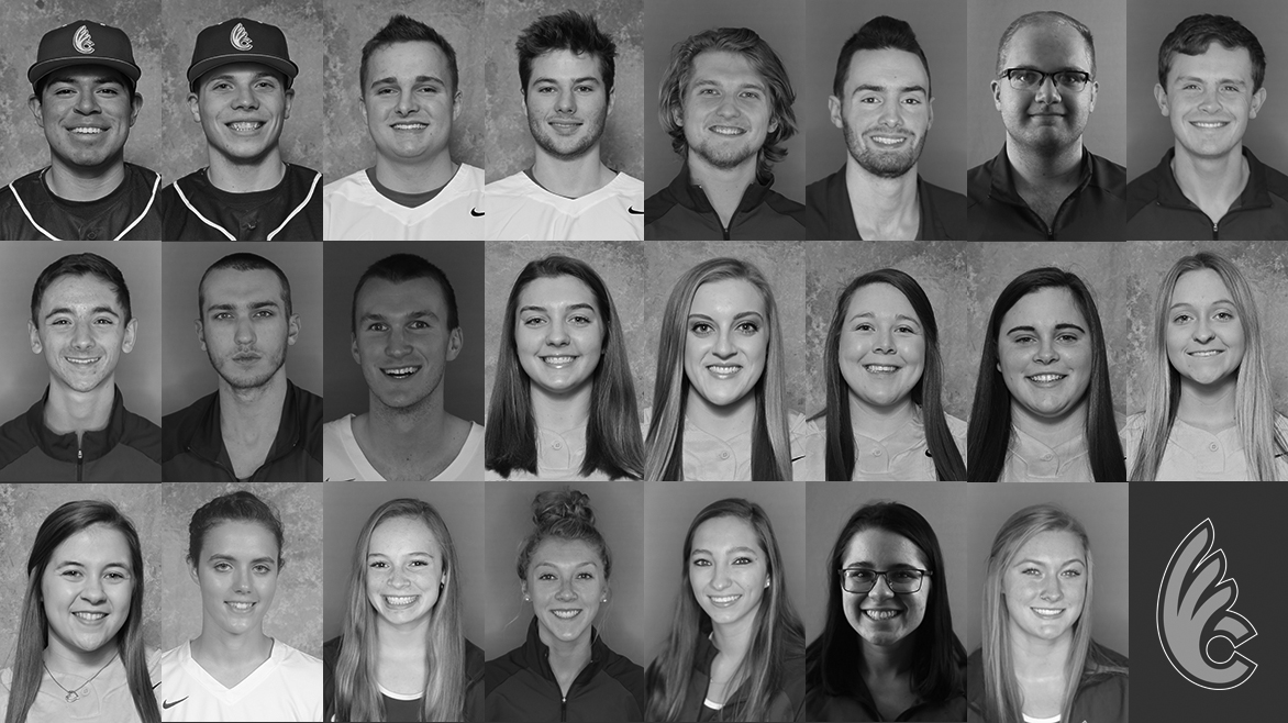 Twenty-Four Spring Student-Athletes Earn Academic All-OAC Honors