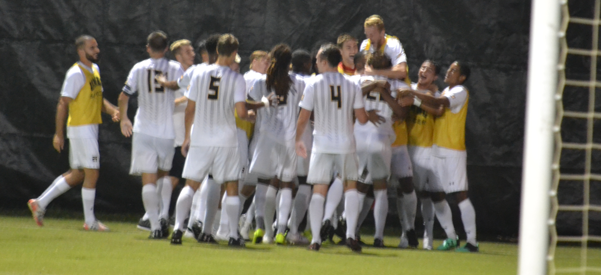 Harris Scores First Collegiate Goal; UMBC and Delaware Battle to 1-1 Draw on Tuesday