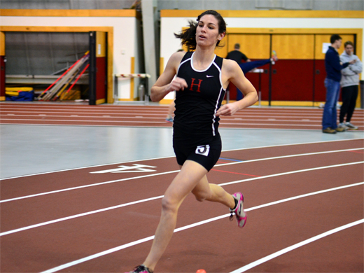 Season Preview: Women's indoor track counting on veterans to lead the way