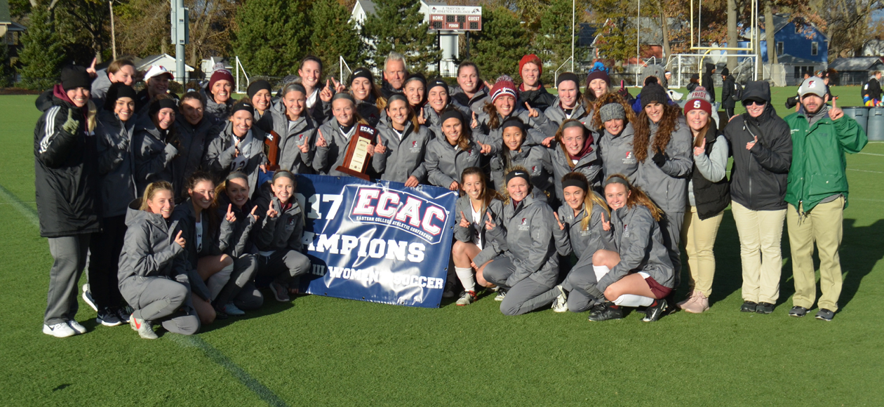 Women's Soccer Claims Second-Straight ECAC Division III Championship Over NYU