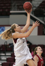 Women's Hoops' Tops Saint Mary's 70-55