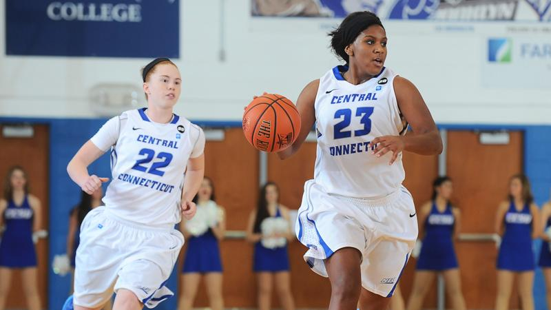 Women's Basketball Opens NEC Play with FDU