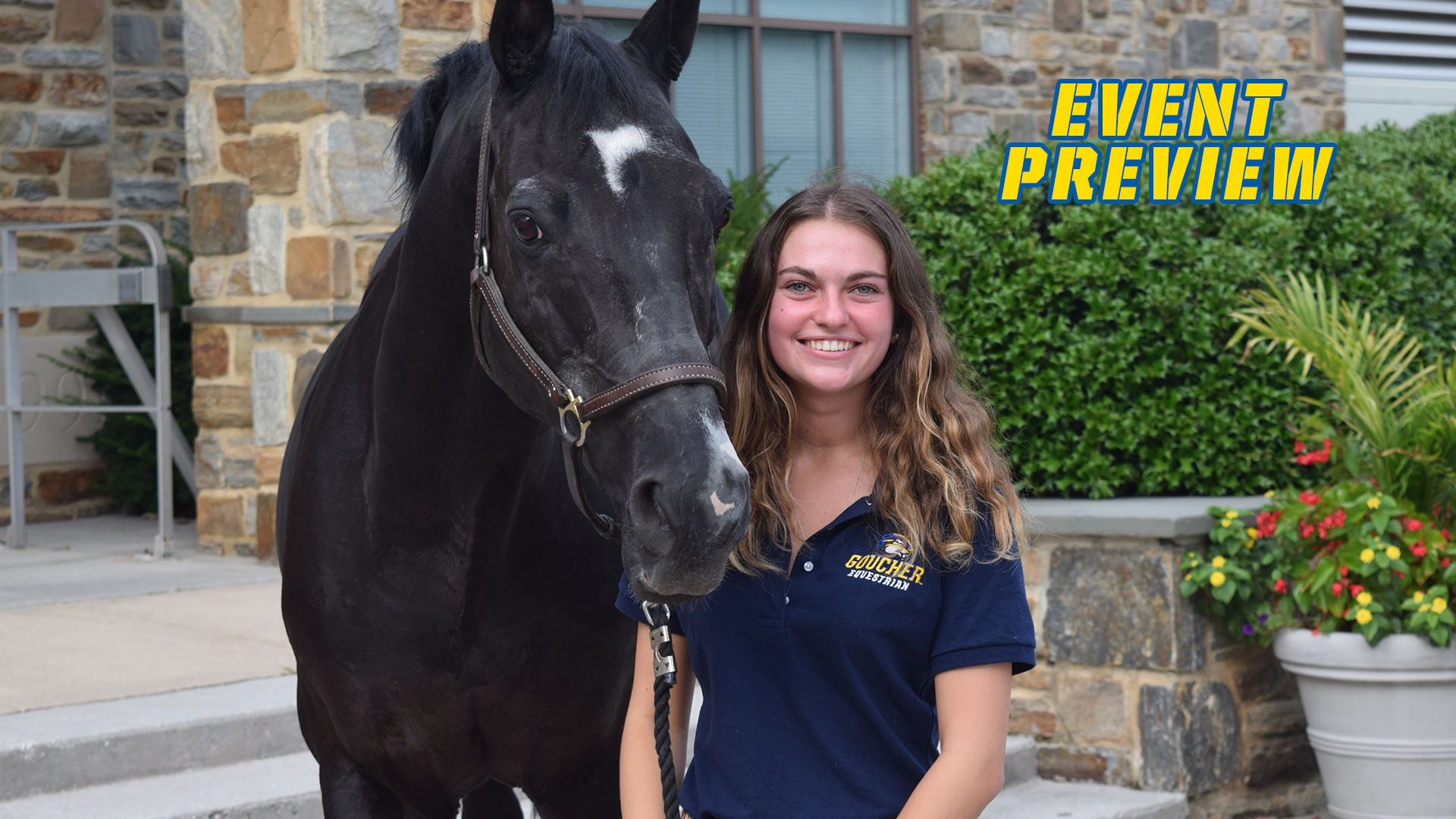 Goucher Equestrian Participates In The Holiday Classic Tournament Of Champions On Saturday