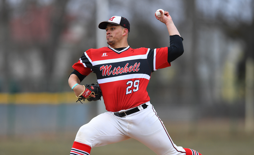 Baseball's Santiago Named NECC Pitcher of the Week