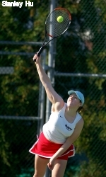 Leslie Hansen Advances to Semifinals of ITA New England Championship