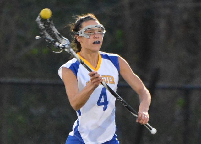 Lawlor Tabbed MASCAC Women's Lacrosse Player of the Week