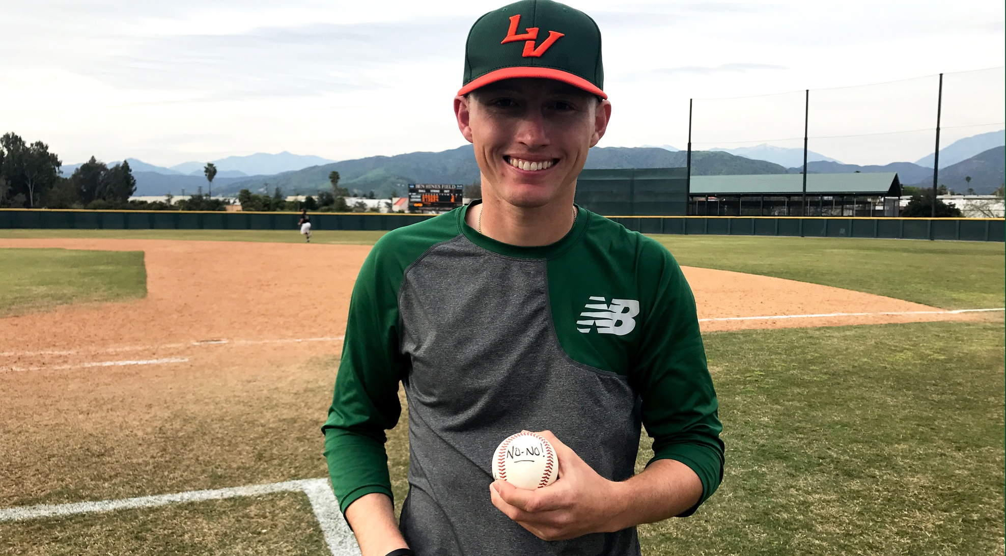 Arcos tosses no-hitter, La Verne sweeps CMS