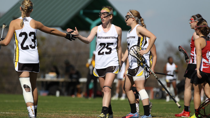 Women's lacrosse rebounds with 18-7 win over Puget Sound