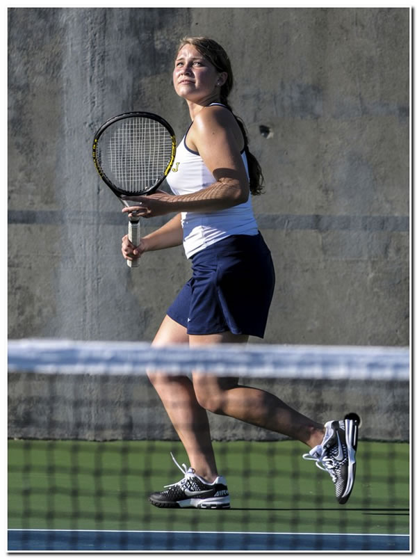 Mount women's tennis team suffers home HCAC loss to Franklin College