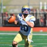 Worcester State's Tokarz Named As New England Football Conference Offensive Player Of The Week