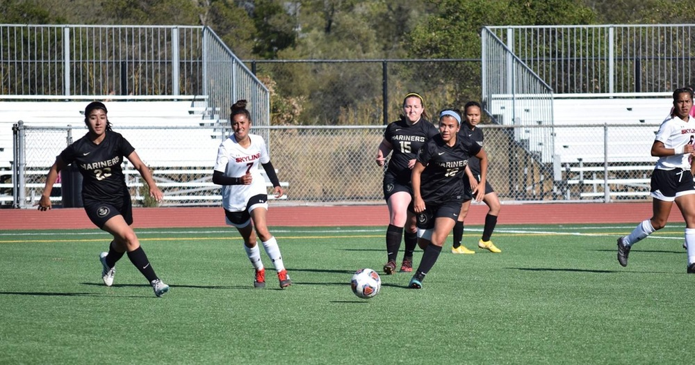 College of Marin Soccer Drops Home Match To Solano 7-0