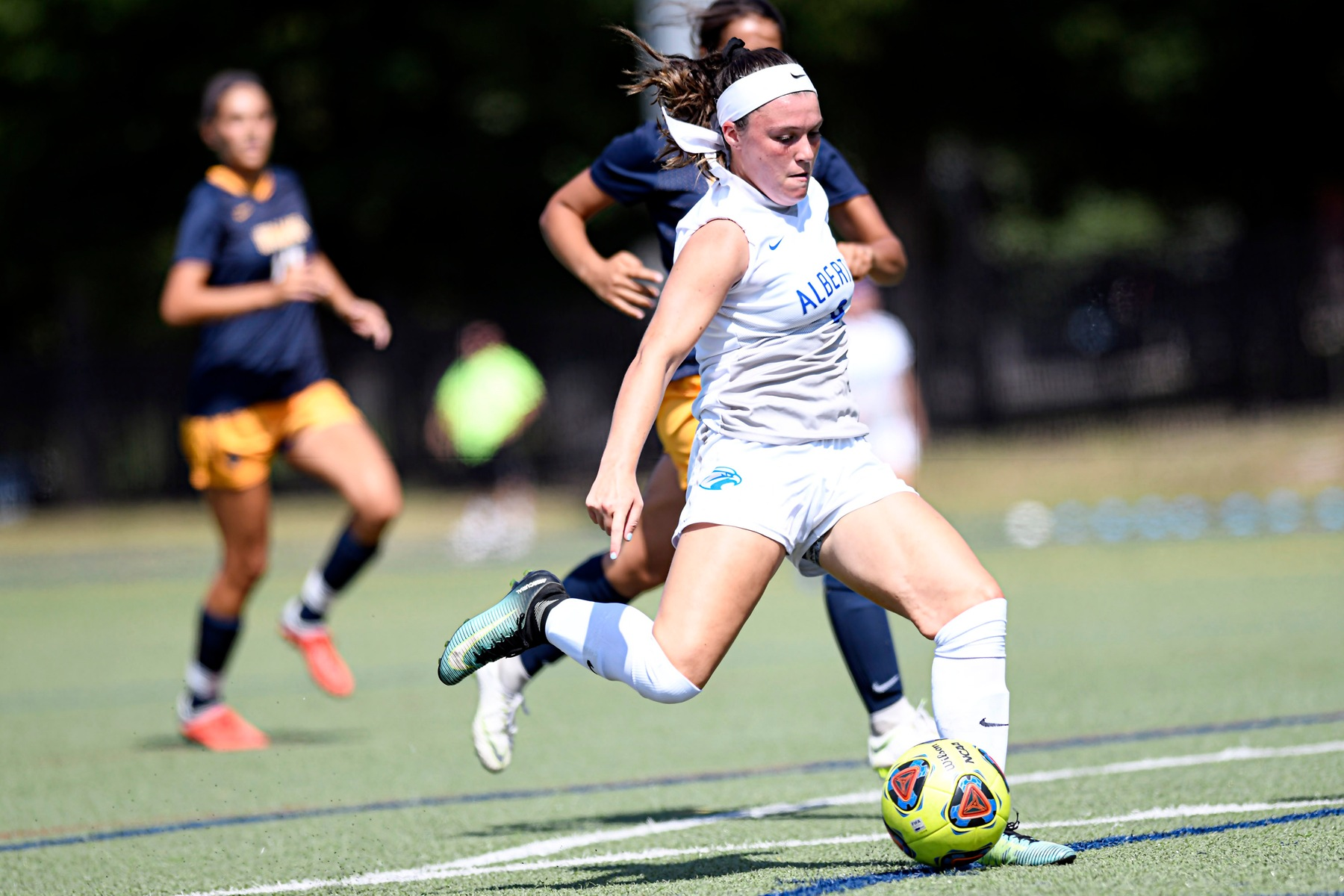 Women's Soccer Falls at Home to Norwich, 3-1