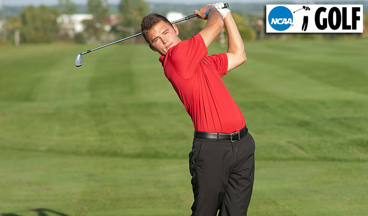 Men's Golf Opens Play Tied For 10th At NCAA Central/Midwest Super Regional