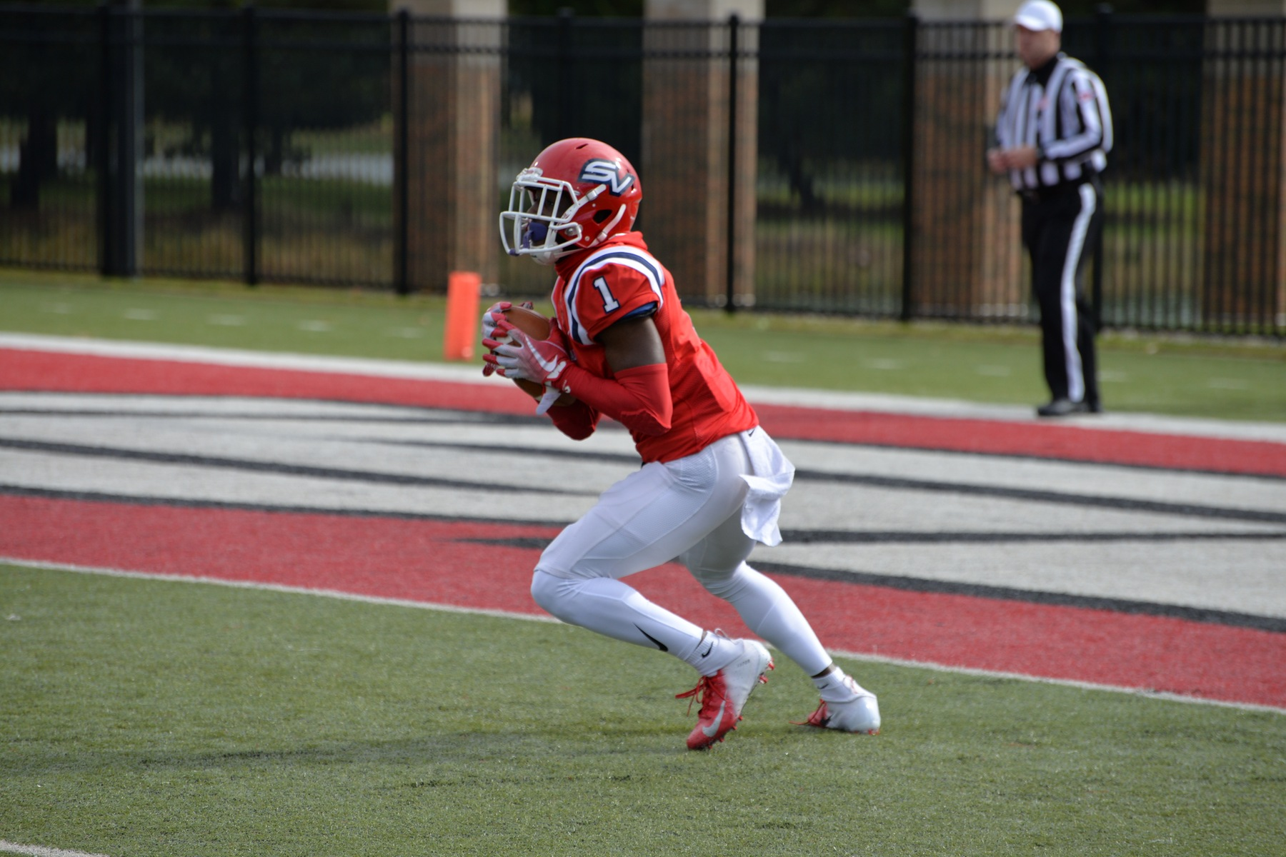 Marvin White named GLIAC Defensive Player of the Week