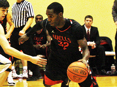 Men's Basketball Drops Non-Conference Tilt To Hartwick, 94-61