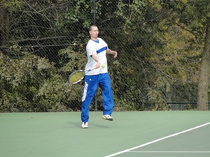 Clippers take on Stony Brook Men's Tennis Invitational