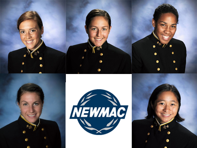 Bears Place Five on Women's Soccer NEWMAC Academic All-Conference Team