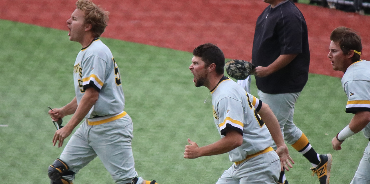 Southwestern Eliminates Texas Lutheran in SCAC Baseball Tournament