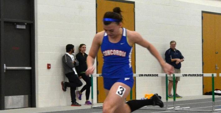 Women's Track & Field finishes fifth at Private College Championships