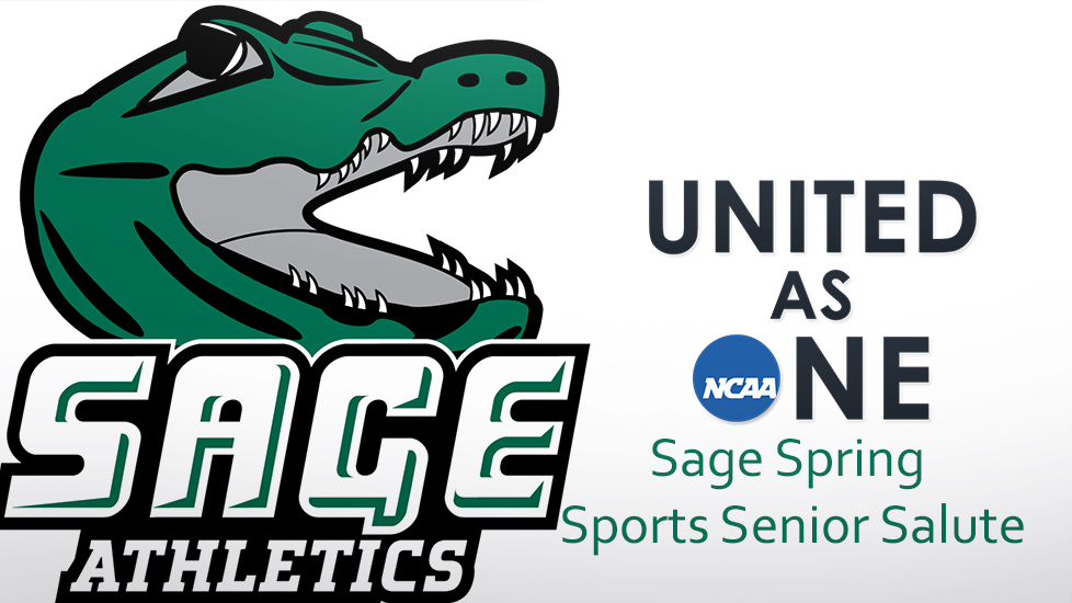 Sage Senior Salute: AJ Burnett, Men's Track and Field and Cross Country