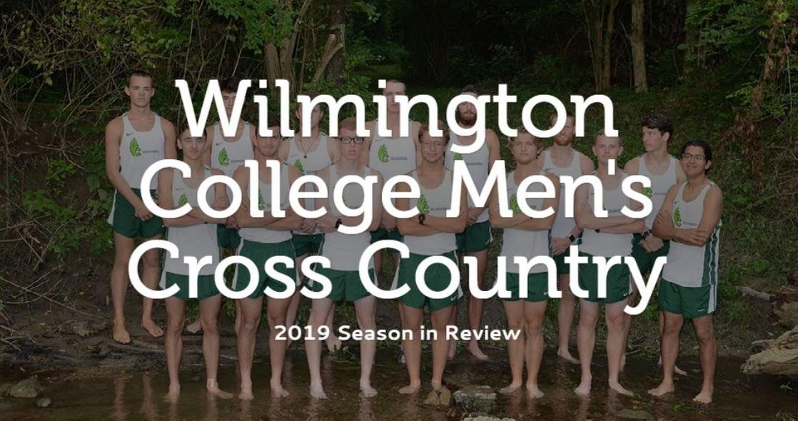Wilmington College Men's Cross Country - 2019 Season in Review