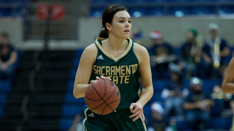 LATE PORTLAND STATE RALLY DOWNS WOMEN'S BASKETBALL 83-80