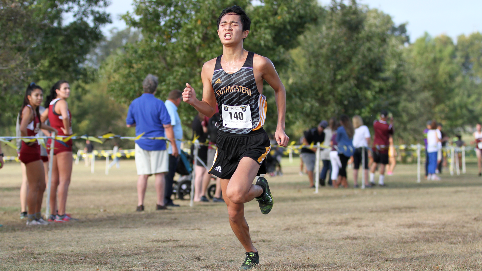 Im earns All-SCAC honors, Southwestern places fourth at SCAC Championships