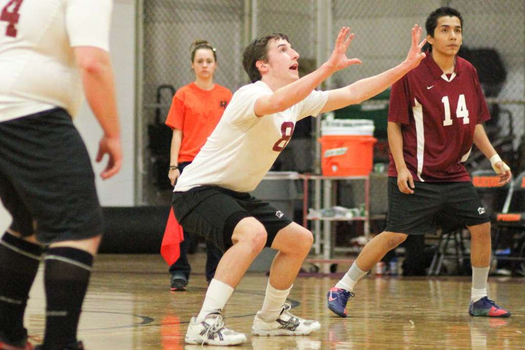 REGIS FALLS TO SOUTHERN VERMONT 3-0 IN MEN'S VOLLEYBALL ACTION