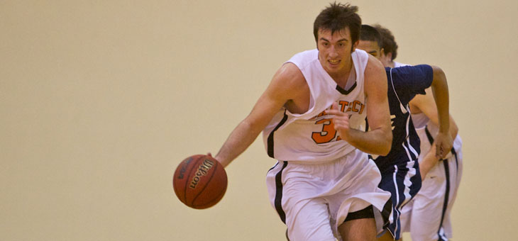 Caltech Can't Overcome Cold Shooting Touch