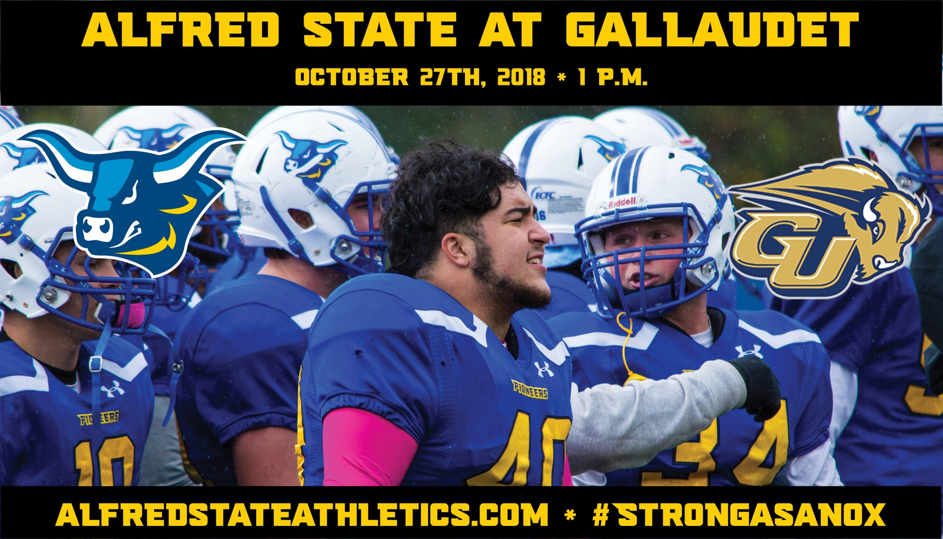 Alfred State travels to DC to battle Gallaudet on Saturday