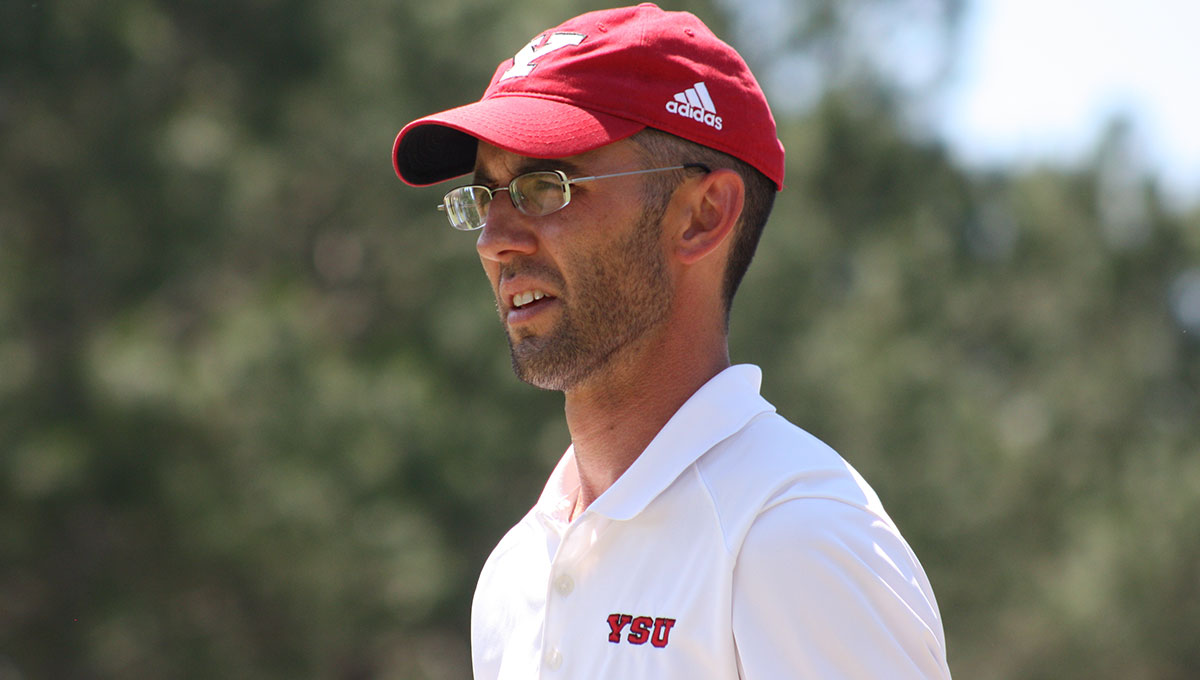 Head Coach Nate Miklos