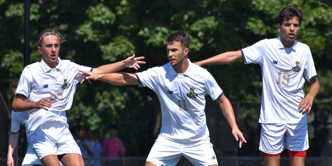 Men's Soccer Heads to Plymouth State for Midweek Match