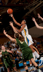 UCSB Shoots Past Anteaters, 70-56