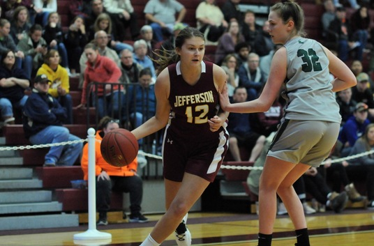 #12 Breanna Harrington vs Hudson Valley